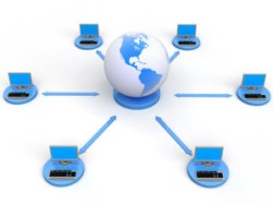 P2P (peer to peer) networking & file sharing