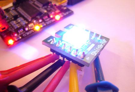 Novas formas de iluminação - LED's RGB (3/6)