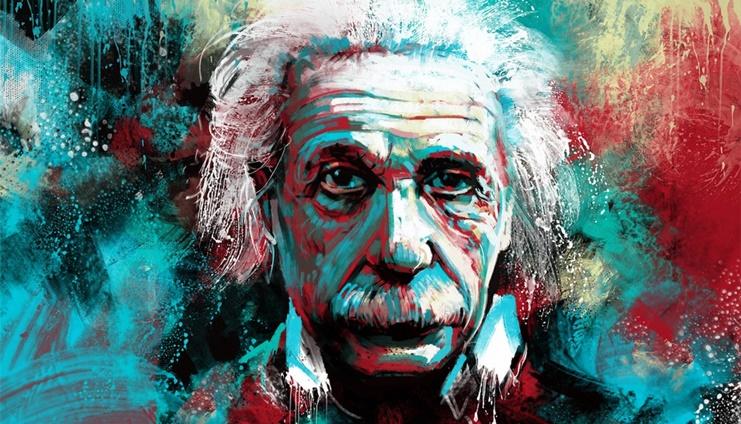 Albert Einstein Relatividade Luz Átomo Particula