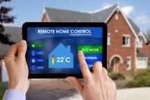 Internet das Coisas IoT - Casa Inteligente e comando e monitorização remoto da casa