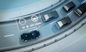 veículo de condução autónoma IoT