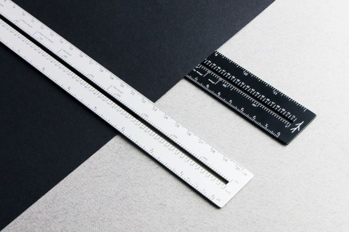 Lindlund Design Ruler with pixel and Pica scales
