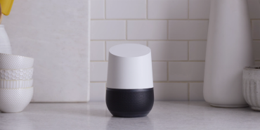 Google Home, baseado no Google Assistant
