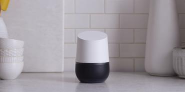 Google Home, baseado no Google Assistant