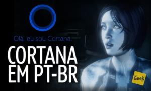 Microsoft Cortana PT-BR